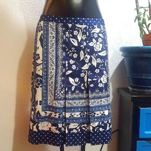 FINAL PRICE (NEW with tags) Loft women's skirt